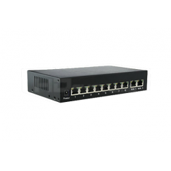 10-port PoE Switch