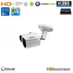 IP bezpečnostní kamera HD-IP28H5
