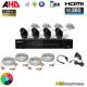 Kamerový systém /set HD-400PX5E430FHST
