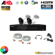 Kamerový systém / set HD-400PX5E230FHST