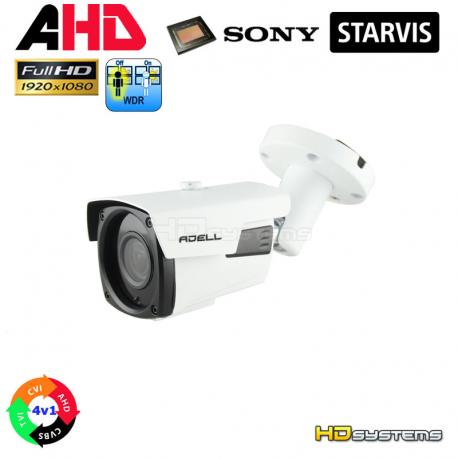 Bezpečnostní kamera ADELL HD-60FHST