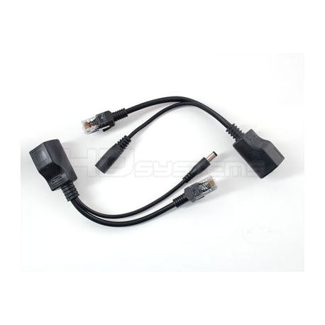 JX-601 injector a splitter
