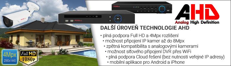 AHD technologie
